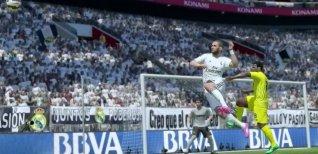 Pro Evolution Soccer 2015. Видео #4
