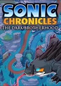 Обложка Sonic Chronicles: The Dark Brotherhood