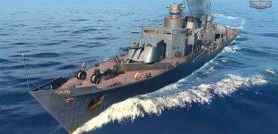 World of Warships. Корабли СССР и России