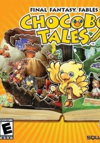 Обложка Final Fantasy Fables: Chocobo Tales