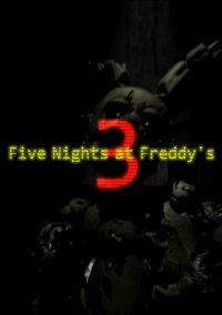 Обложка Five Nights at Freddy's 3