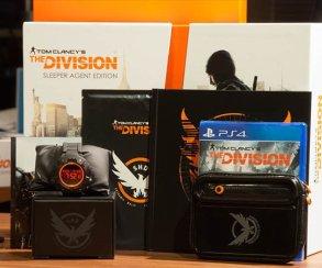 Распаковка коллекционного издания Tom Clancy's The Division