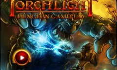 Torchlight - Dungeon Gameplay