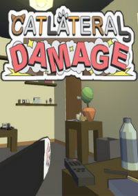 Обложка Catlateral Damage