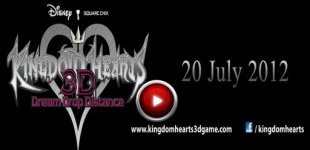 Kingdom Hearts: Dream Drop Distance. Видео #2