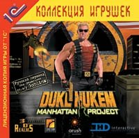 Duke Nukem: Manhattan Project – фото обложки игры