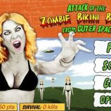 Скриншот Attack Of The Zombie Bikini Babes From Outer Space