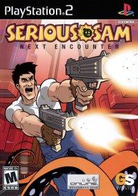 Обложка Serious Sam: Next Encounter
