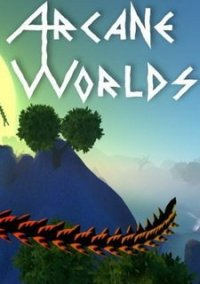 Обложка Arcane Worlds