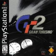 Обложка Gran Turismo 2