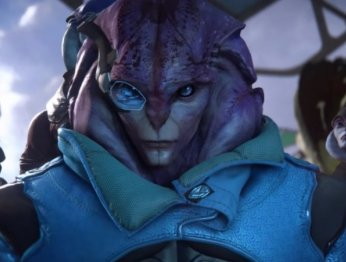 Новая раса в Mass Effect: Andromeda тоже не против поразвлечься
