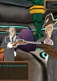 Improviso – фото обложки игры