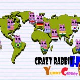 Скриншот Crazy Rabbit: Yummy Carrot