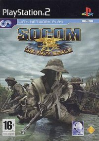 Обложка SOCOM: U.S. Navy SEALs