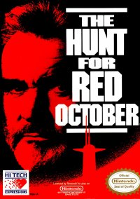 Обложка The Hunt for Red October
