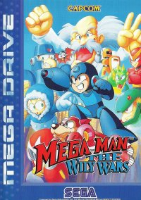 Обложка Mega Man: The Wily Wars