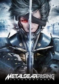 Обложка Metal Gear Rising: Revengeance Ultimate Edition