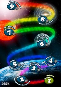 Обложка Rainbow Scroller