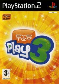 Обложка EyeToy: Play 3