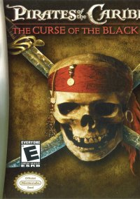 Обложка Pirates of the Caribbean: The Curse of the Black Pearl