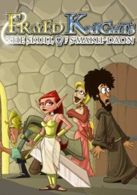 Frayed Knights: The Skull of S'makh-Daon – фото обложки игры