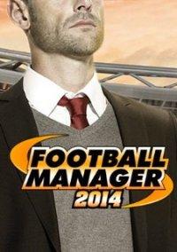 Обложка Football Manager 2014