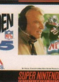 Обложка Madden NFL 95