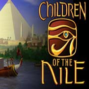 Обложка Children of the Nile