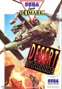 Обложка Desert Strike