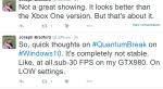 Quantum Break для РС оказалась оптимизирована даже хуже Gears of War  - Изображение 2