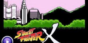 Street Fighter X Mega Man. Видео #1