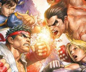 Tekken X Street Fighter доделана —но выпускать игру в Namco боятся