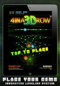 4 in a 3D Row – фото обложки игры