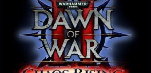 Warhammer 40,000: Dawn of War 2 – Chaos Rising. Видео #1
