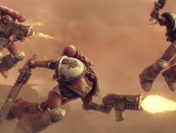 Warhammer 40.000: Dawn of War III. Космодесант
