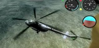 Helicopter Simulator: Search and Rescue. Видео #1