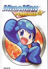 Обложка Mega Man Powered Up