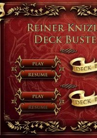 Обложка Reiner Knizia's Card Buster