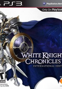 Обложка White Knight Chronicles: International Edition