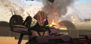 Transformers Universe. Видео #2