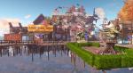 Колумбия в небе над Бостоном: мод добавляет летучий город в Fallout 4 - Изображение 8