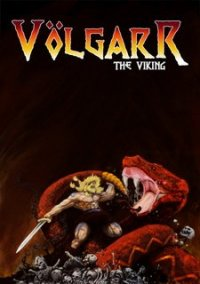 Обложка Volgarr the Viking