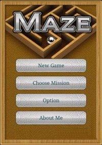 Обложка Ball & Maze
