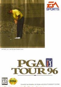 Обложка PGA Tour '96