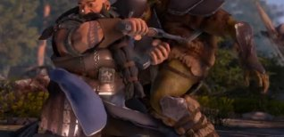 The Dwarves. Геймплейный трейлер