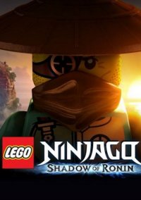 Обложка LEGO Ninjago: Shadow of Ronin