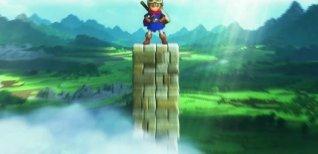 Dragon Quest Builders. Трейлер к выходу игры