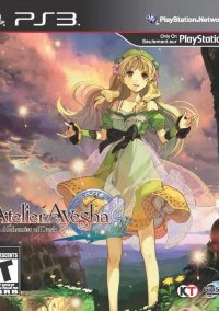 Обложка Atelier Ayesha: The Alchemist of Dusk
