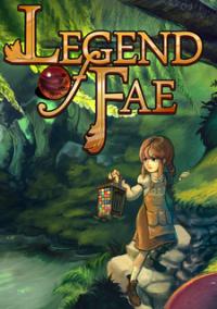 Обложка Legend of Fae