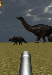 Обложка Dinosaur Hunter: Jurassic Era
